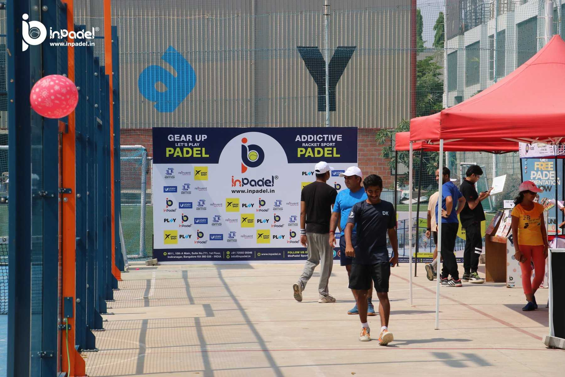 InPadel 1Yr Celebration of Padel in INDIA - Padel - Padel India (9)