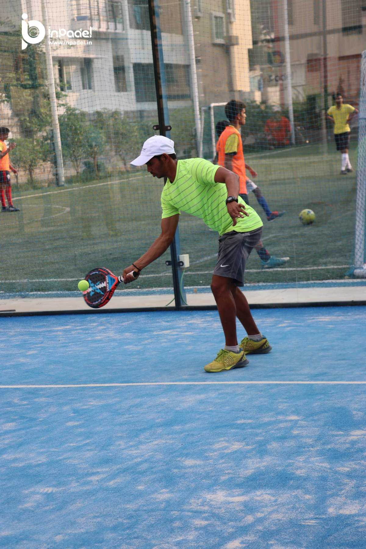 InPadel 1Yr Celebration of Padel in INDIA - Padel - Padel India (93)