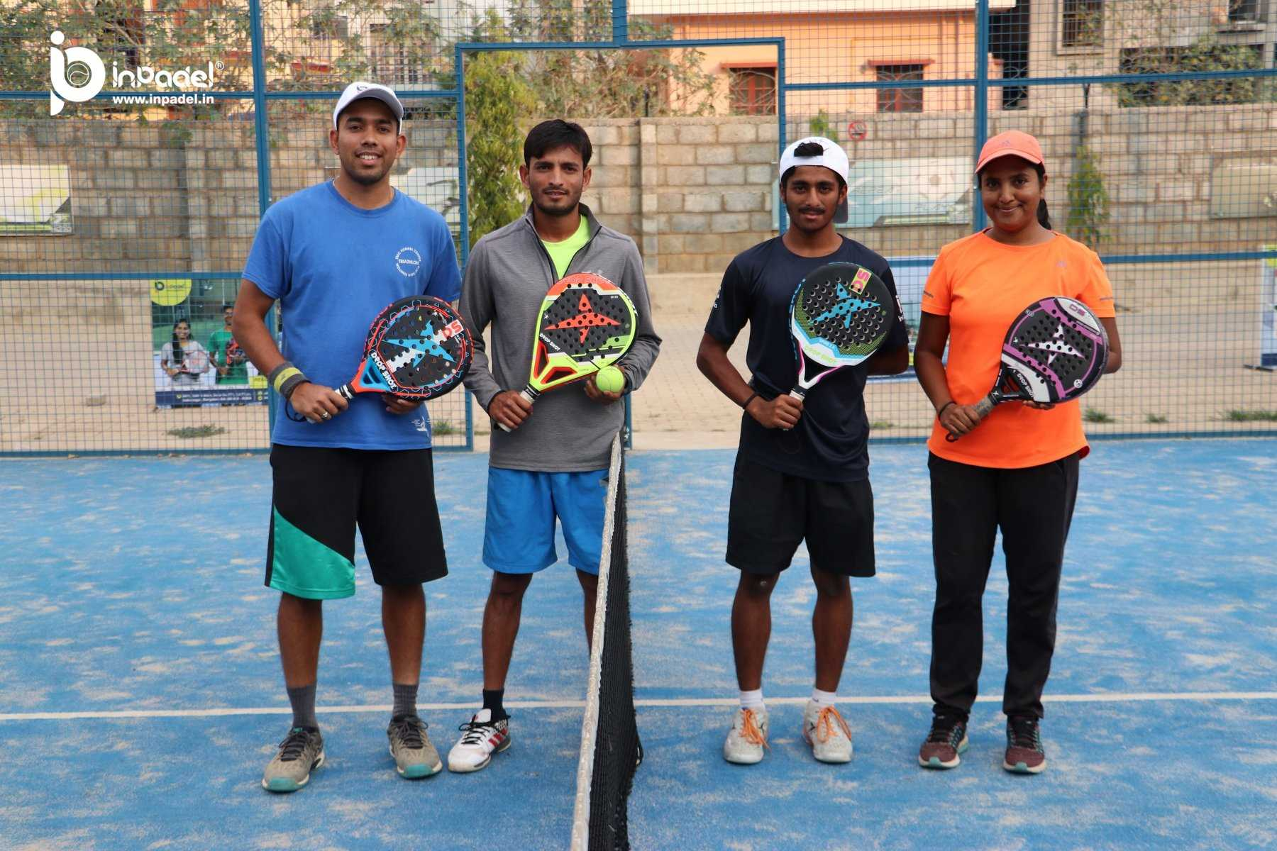 InPadel 1Yr Celebration of Padel in INDIA - Padel - Padel India (97)