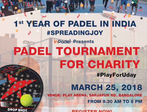 1st Year Of Padel in India Tournament