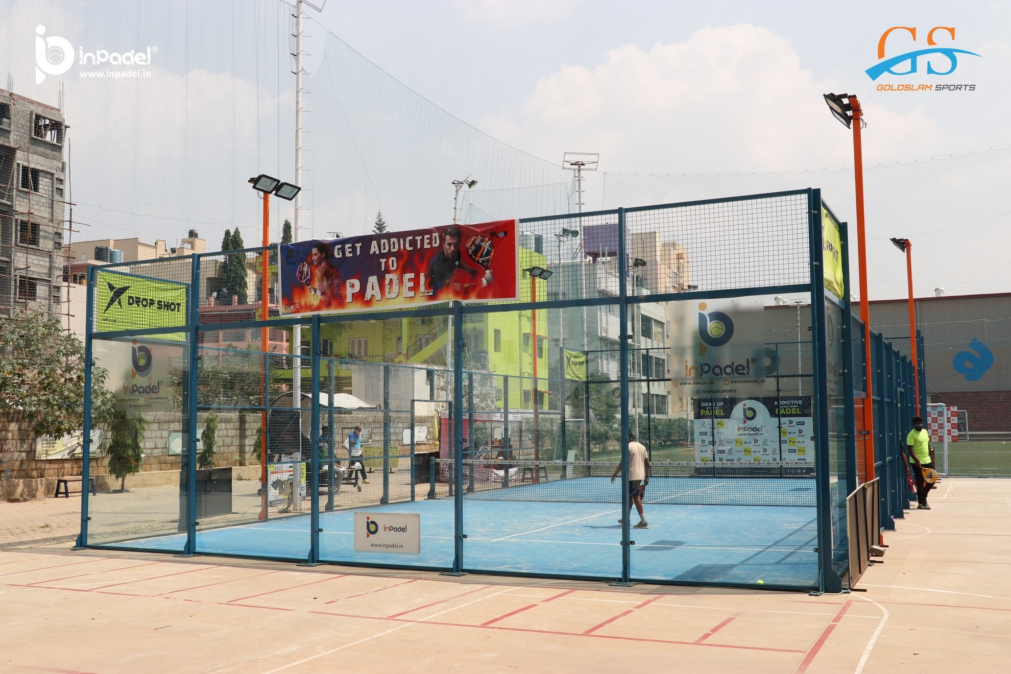 InPadel Corporate Website by GoldSlam Sports (2)