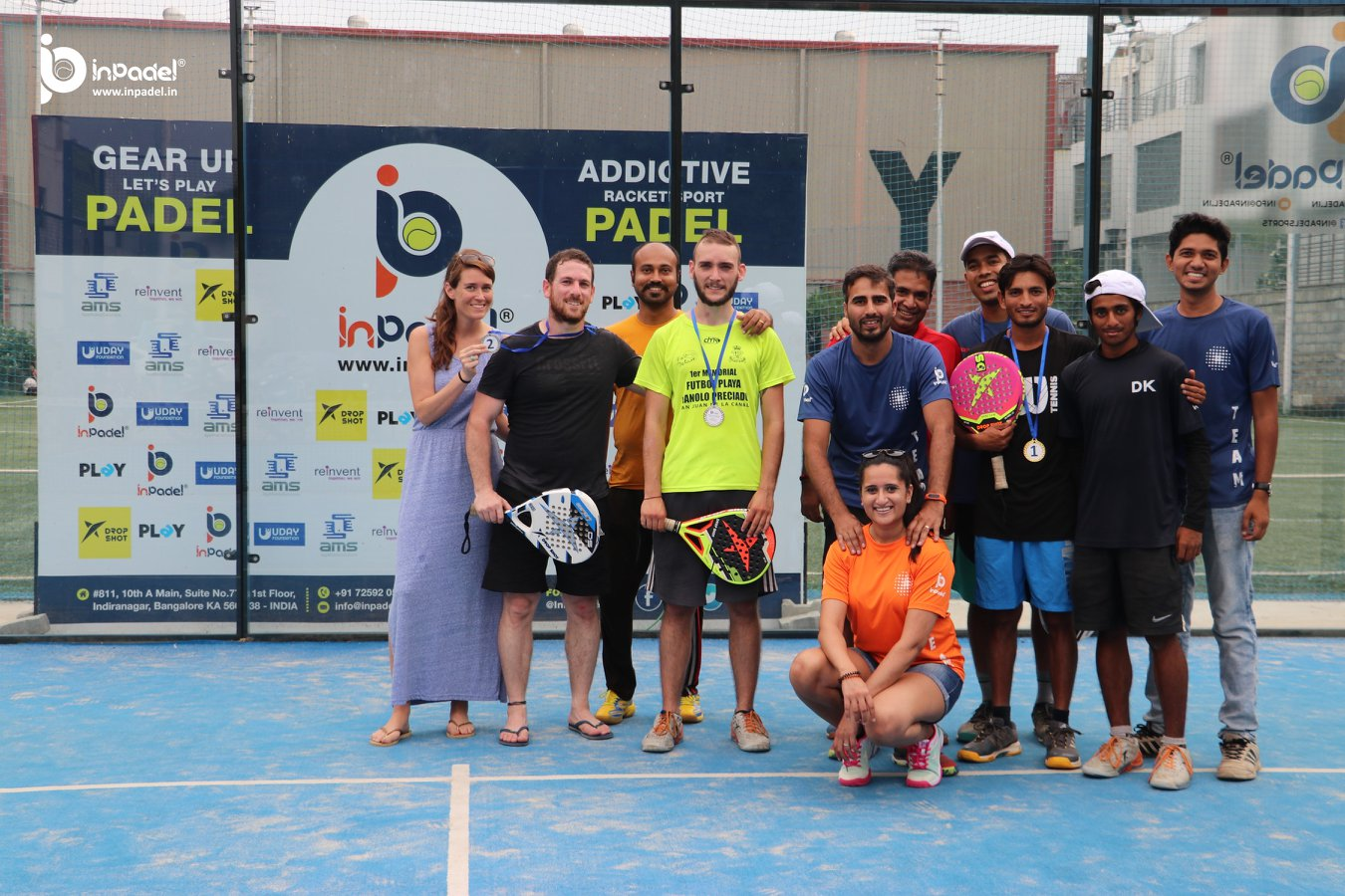 ReInvent Prize Money Padel Tournament - 3rd Edition (1)