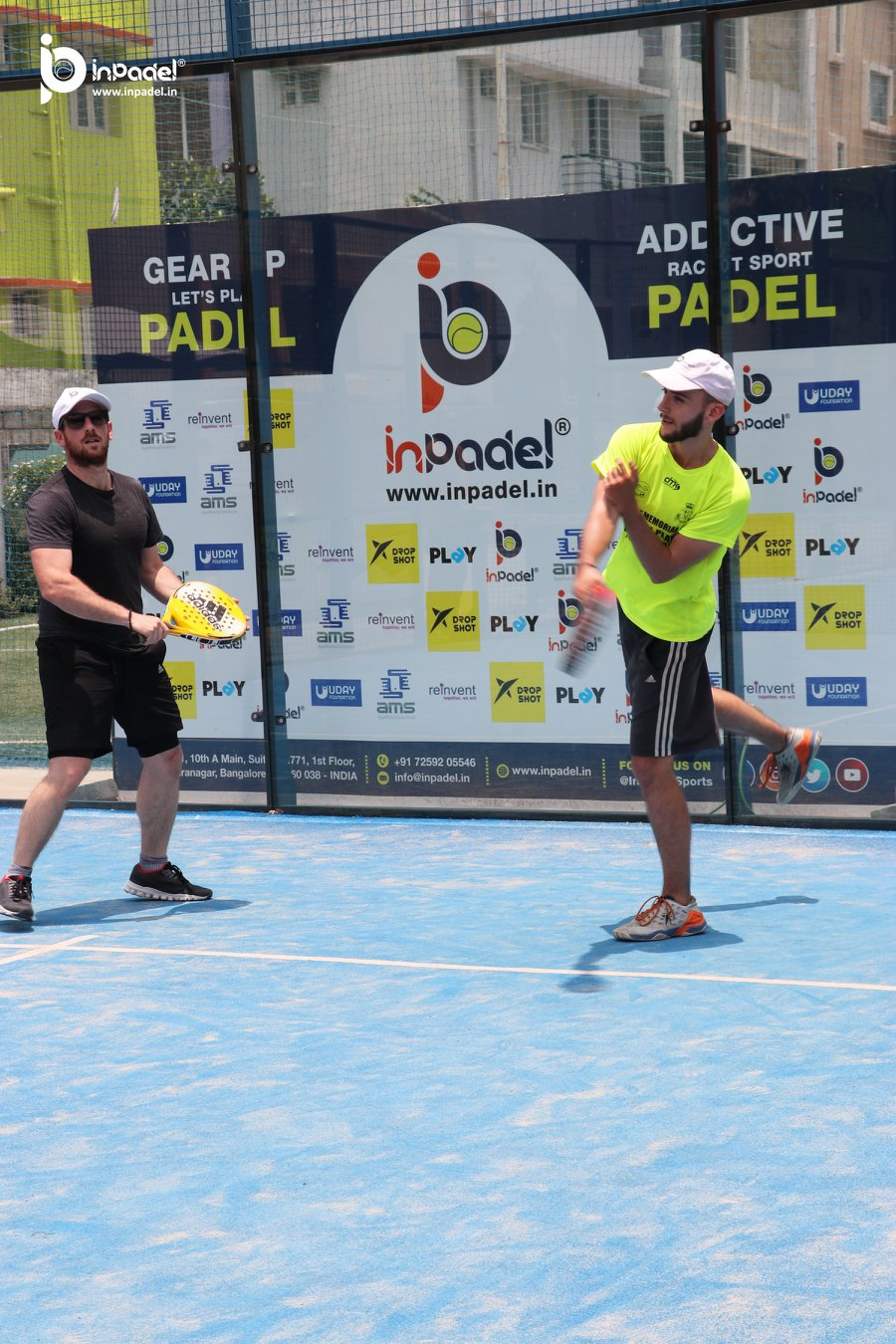 ReInvent Prize Money Padel Tournament - 3rd Edition (12)