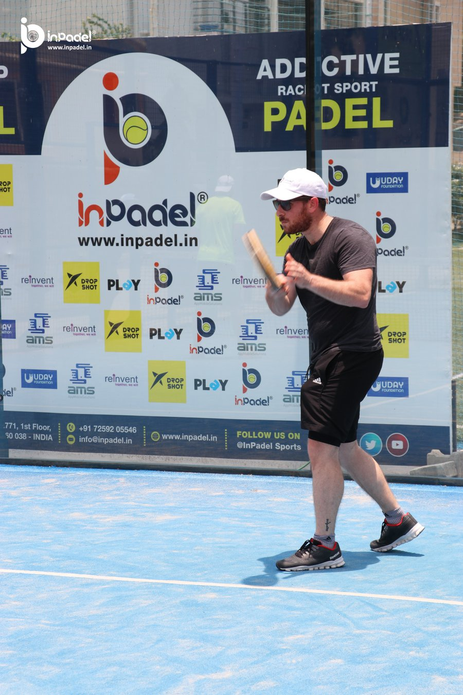 ReInvent Prize Money Padel Tournament - 3rd Edition (4)