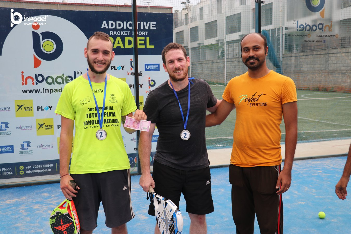 ReInvent Prize Money Padel Tournament - 3rd Edition (94)