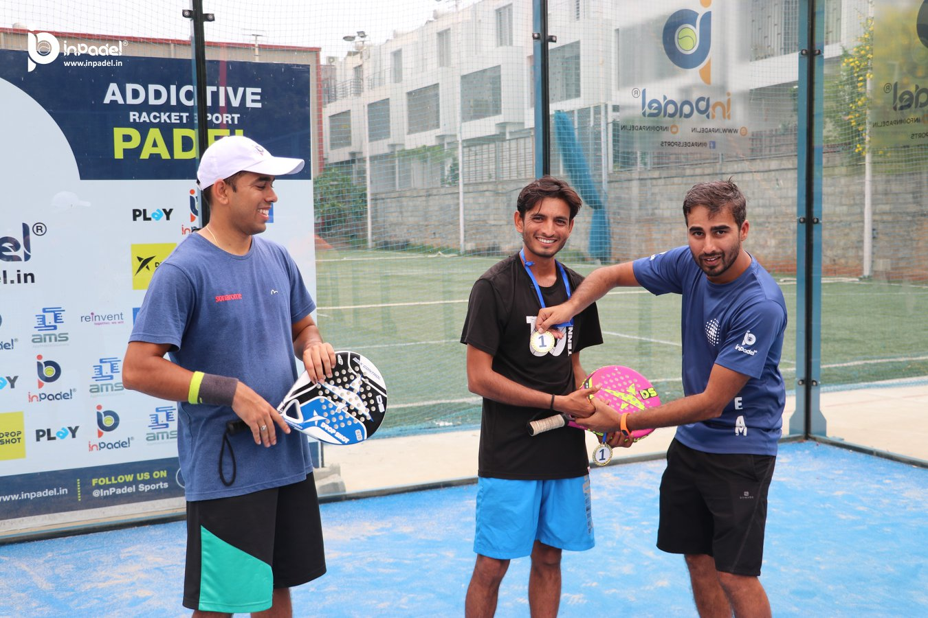 ReInvent Prize Money Padel Tournament - 3rd Edition (95)