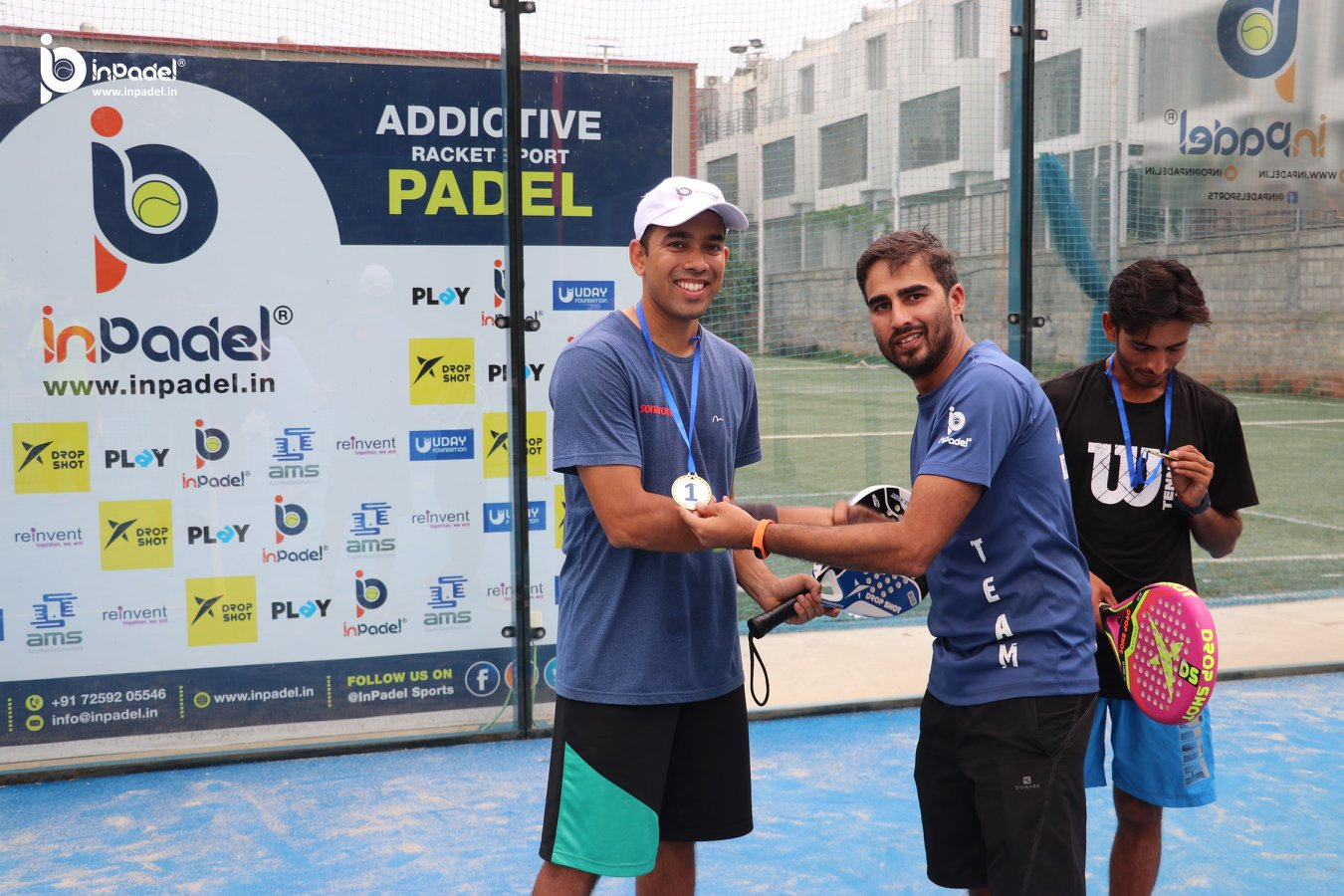 ReInvent Prize Money Padel Tournament - 3rd Edition (96)