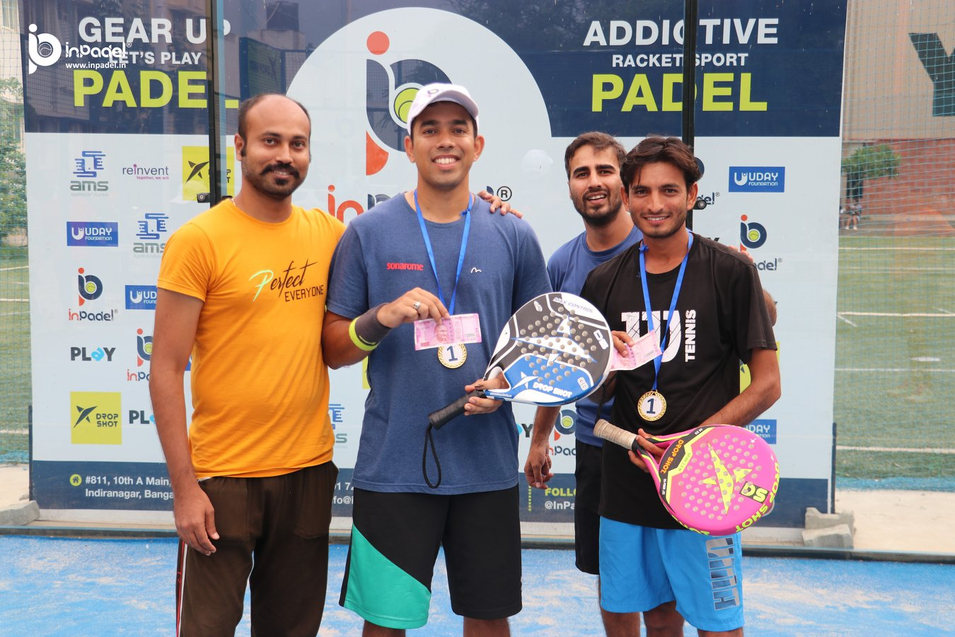 ReInvent Prize Money Padel Tournament - 3rd Edition (97)