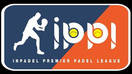 InPadel Premier Padel League 2018 Logo