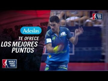 The best Adeslas del Monte-Carlo Padel Master points