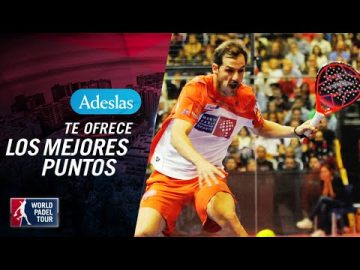 Best points of Galicia Open | World Padel Tour 2015