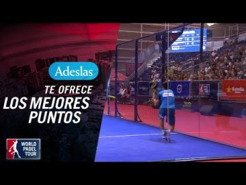TOP best points Valencia Master 2016 | World Padel Tour