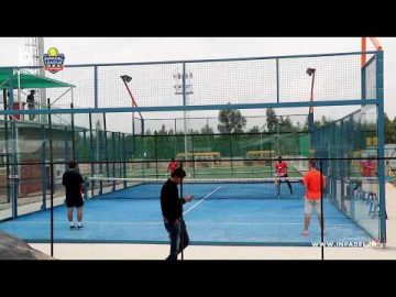 InPadel League - Highlights - 03/12/2017