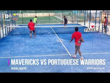 InPadel League - Highlights - 19/11/2017